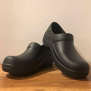 Black Crocs Clogs/Mules
